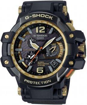 Чоловічі годинники Casio GPW-1000GB-1AER GPS