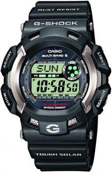 Годинник CASIO GW-9100-1ER Japan