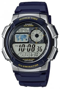 Годинник CASIO AE-1000W-2AVEF Japan
