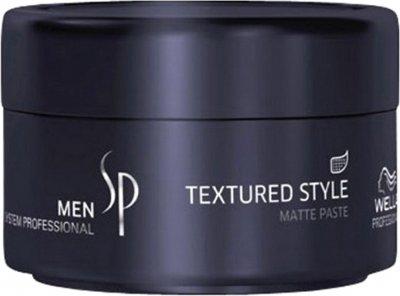 Паста Wella Professionals Sp Men Textured Style для укладання з матуючим ефектом 75 мл (4015600224899)