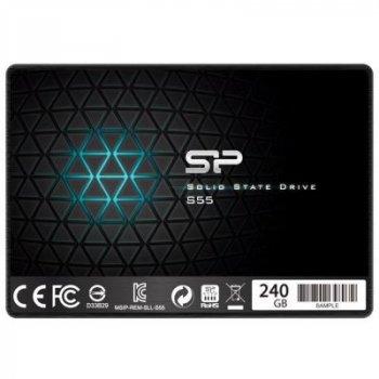 "Накопичувач SSD 2.5&"" 240GB Silicon Power (SP240GBSS3S55S25)"