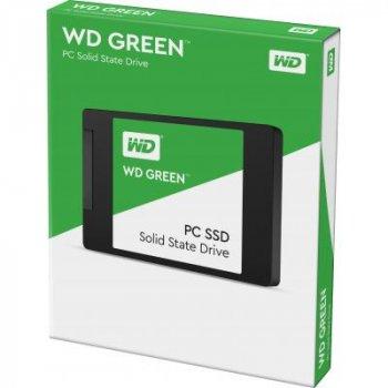 Накопичувач SSD 240GB 2.5 Western Digital (WDS240G2G0A)