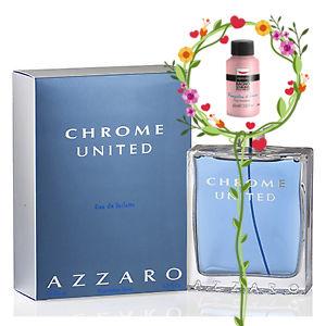 Мужская парфюмерия AZZARO CHROME UNITED 200 МЛ (3351500958245)