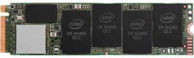 SSD накопитель SSD Intel 660P 512GB M.2 (2280) (PCIe/NVMe) (SSDPEKNW512G8XT)