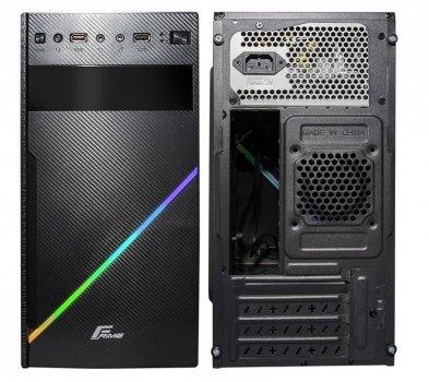 Корпус Frime Tanto RGB USB 2.0 500W (TANTO-RGB-FPO500-12C); 2xUSB 2.0