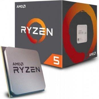 Процессор AMD Ryzen 5 2600 3.40GHz 16MB BOX 65W (YD2600BBAFBOX) (F00157481)