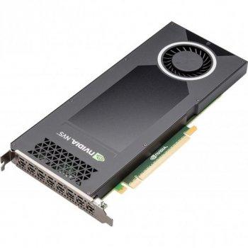 Видеокарта PNY Quadro NVS 810 4096MB (VCNVS810DVI-PB) (F00139382)
