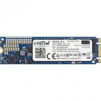 SSD MICRON M. 2 525GB (CT525MX300SSD4)
