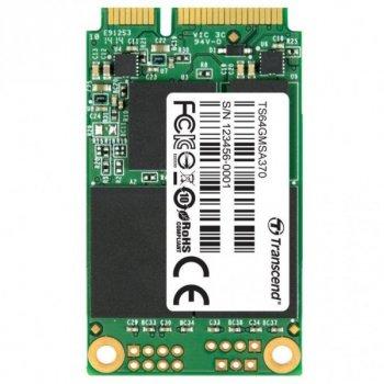 Transcend SSD mSATA 64GB (TS64GMSA370)