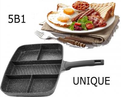 Сковорода Unique UN-4021 5в1 31 см (13768)