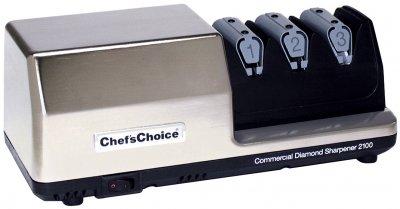 Точилка для ножей Chef's Choice электрическая профессиональная Стальная (CH/2100)