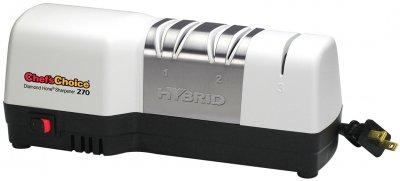 Точилка для ножей Chef's Choice электро-механическая Белая (CH/270)