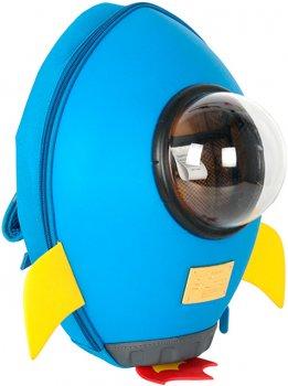 Рюкзак Supercute Ракета Голубой (SF038 c) (6970093411820)