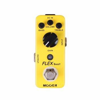 Бустер педаль Mooer Flex Boost (7-Flex Boost)