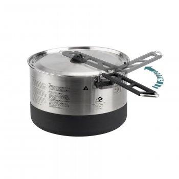 Кастрюля Sea to Summit Sigma Pot 2,7 L Silver (STS APOTSIG2.7L)
