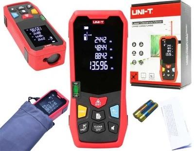 Лазерний далекомір-рулетка UNIT LM-40 до 40м