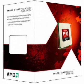 Процесор AMD FX-4300 (FD4300WMHKBOX)