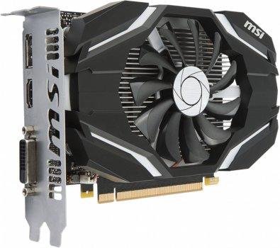 MSI PCI-Ex GeForce GTX 1050 2GB GDDR5 (128bit) (1354/7000) (DVI, HDMI, DisplayPort) (GeForce GTX 1050 2G)