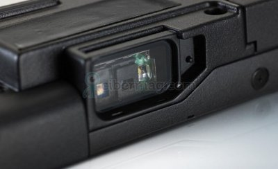 Захищенный планшет Panasonic Toughpad FZ-M1сканер штрихкодів