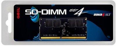 Оперативная память GeIL SODIMM DDR4-2133 16384MB PC4-17000 (GS416GB2133C15SC)