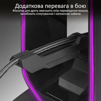Держатель кабеля 3-в-1 Vertux Extent Black (extent.black)