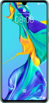 Мобільний телефон Huawei P30 6/128GB Aurora