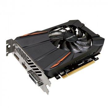Відеокарта Radeon RX 550 Gigabyte 2Gb DDR5 128bit DVI/HDMI/DP 1195/7000MHz GVRX550D52GD