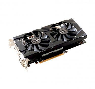 Відеокарта GeForce GTX1060 INNO3D Twin X2 3Gb DDR5 192bit 2xDVI/HDMI/DP 1708/8000 MHz N106F2SDNL5GS