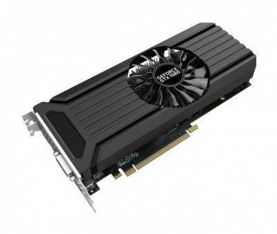 Відеокарта GeForce GTX1060 Palit StormX 3Gb DDR5 192bit DVI/HDMI/3xDP 1708/8000 MHz NE51060015F91061F