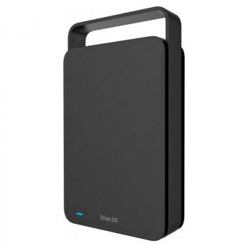 Зовнішній жорсткий диск 2Tb Silicon Power Stream S06 Black 3.5' USB 3.0 SP020TBEHDS06C3K