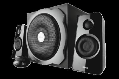Акустическая система Trust Tytan 2.1 Speaker Set Black(19019)