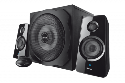 Акустична система Trust Tytan 2.1 subwoofer speaker set with bluetooth black(19367)