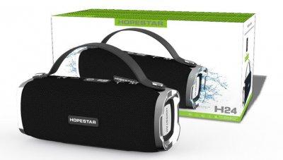 Портативна бездротова Bluetooth колонка в стилі Hopestar H24 (dj1067)