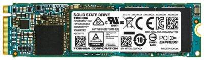 Toshiba XG5 1TB M.2 2280 PCIe 3.1 x4 TLC (KXG50ZNV1T02)