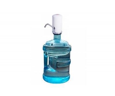 Помпа для води електрична з акумулятором COOL Dispenser JAW-003 Біла (WP-Dis-00001)