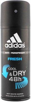 Дезодорант-антиперспирант спрей Аdidas Fresh 150 мл (3607349687465)
