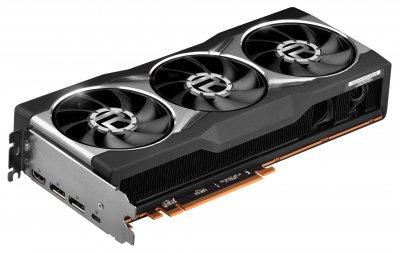 Sapphire PCI-Ex Radeon RX 6900 XT 16GB GDDR6 (256bit) (2250/16000) (HDMI, 2 x DisplayPort, USB Type-C) (21308-01-20G)
