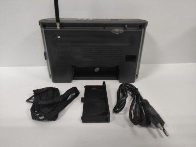 Радиоприёмник радио GOLON RX-F12UR Black