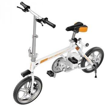 Електровелосипед AIRWHEEL R3+ 214.6 W (білий)