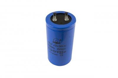 Конденсатор Асеса 200 мкФ х 250 (200)