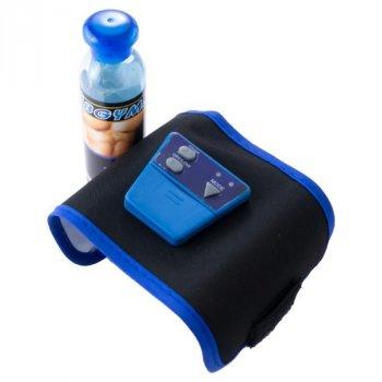 Тренажер-миостимулятор для мышц пресса Elite AbGymnic (Gel) (EL-1311-Big)