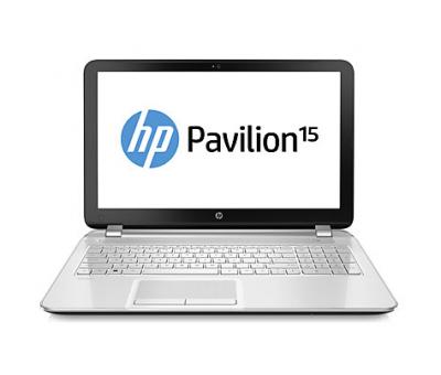 Ноутбук HP Pavilion 15-n018so-AMD A6-5200-2.0GHz-4Gb-DDR3-320Gb-HDD-W15.6-Touch-Web-DVD-R-AMD RadeonHD 8600-(B-)- Б/В