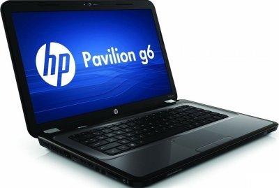 Ноутбук HP Pavilion dv6-6102eo-AMD A6-3410MX-1.6GHz-4Gb-DDR3-500Gb-HDD-W15.6-Web-DVD-R-AMD Radeon HD 6750M-(B-)- Б/В