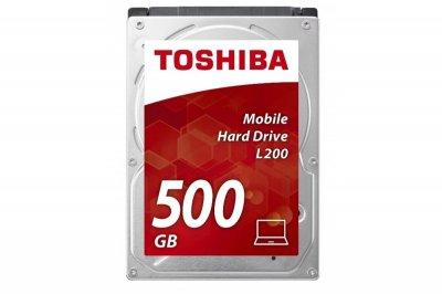"""Жорстку диск Toshiba 2.5"""" 500 ГБ 5400 об/мин, 8МБ SATA2 - заводське відновлення (MQ01ABD050V-FR) Refurbished"""