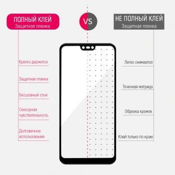 Захисне скло ColorWay для Samsung Galaxy A72 4G Black (CW-GSFGSGA725-BK)
