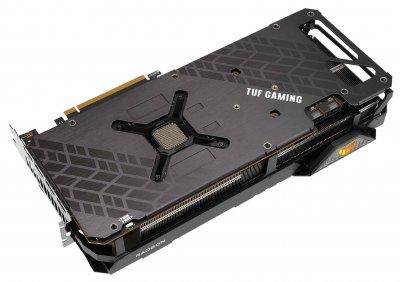 Asus PCI-Ex Radeon RX 6900 XT TUF Gaming OC 16GB GDDR6 (256bit) (2340/16000) (HDMI, 3 x DisplayPort) (TUF-RX6900XT-O16G-GAMING)