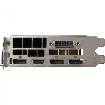 Відеокарта MSI PCI-Ex GeForce GTX 1080 Aero OC 8GB GDDR5X (256bit)