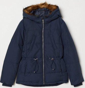 Куртка H&M 0628568 Синяя