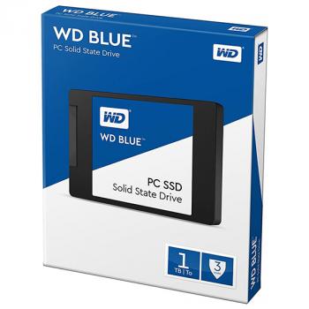"""SSD накопичувач 2,5"""" 1TB WD Blue (WDS100T2B0A)"""