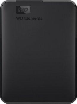 Зовнішній жорсткий диск 2.5 4TB Western Digital (WDBU6Y0040BBK-WESN)